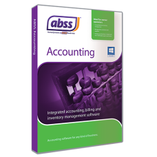 ABSS (Formerly known as MYOB) Accounting Version 25 (Single User)